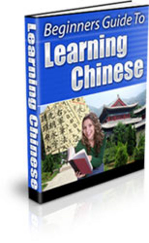 Product picture Learn Chinese-Learn Mandarin Chinese quickly and easily