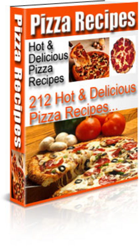 Product picture Pizza Recipes- Find out how to bake the perfect Pizza.